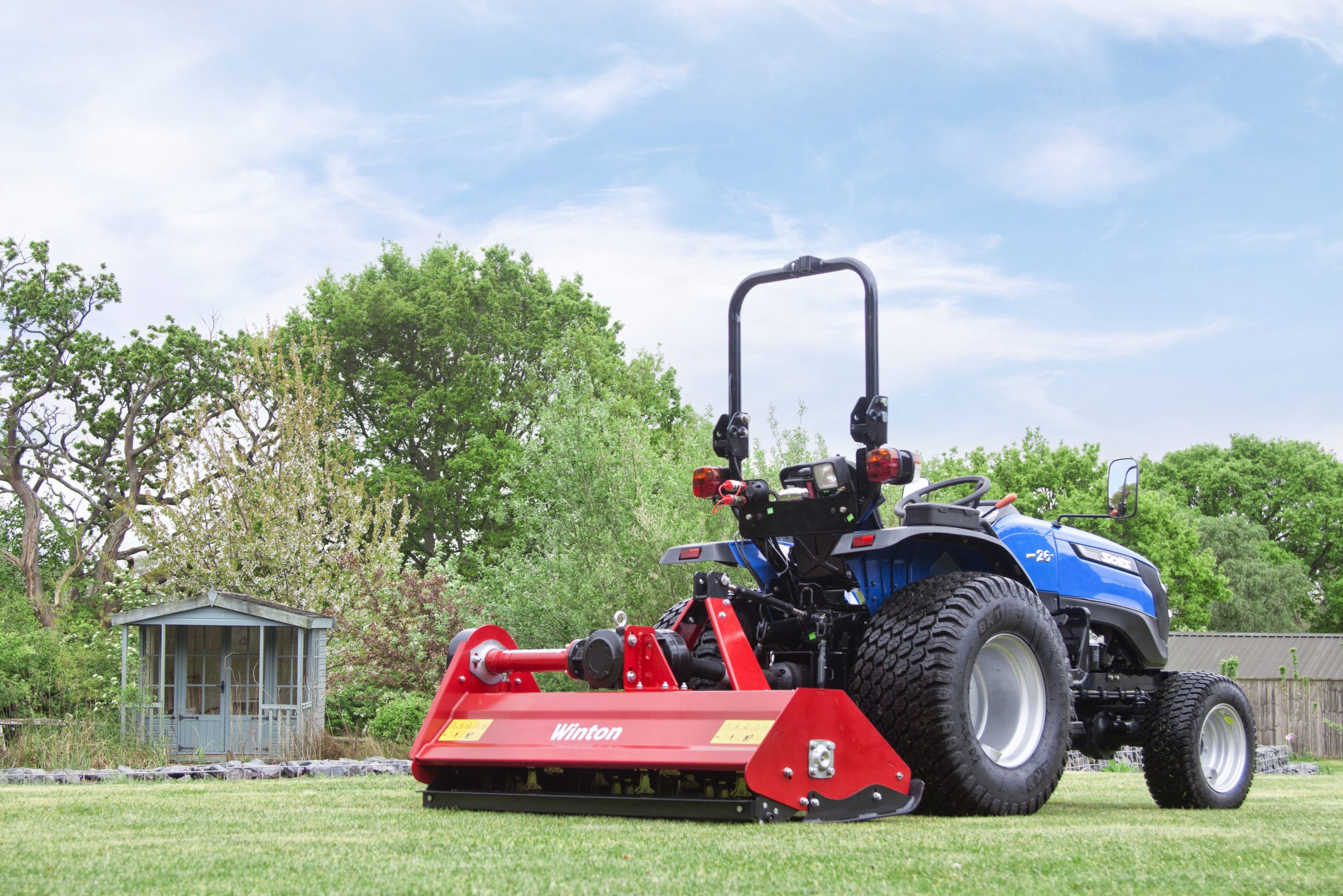 Picture of Flail Mower