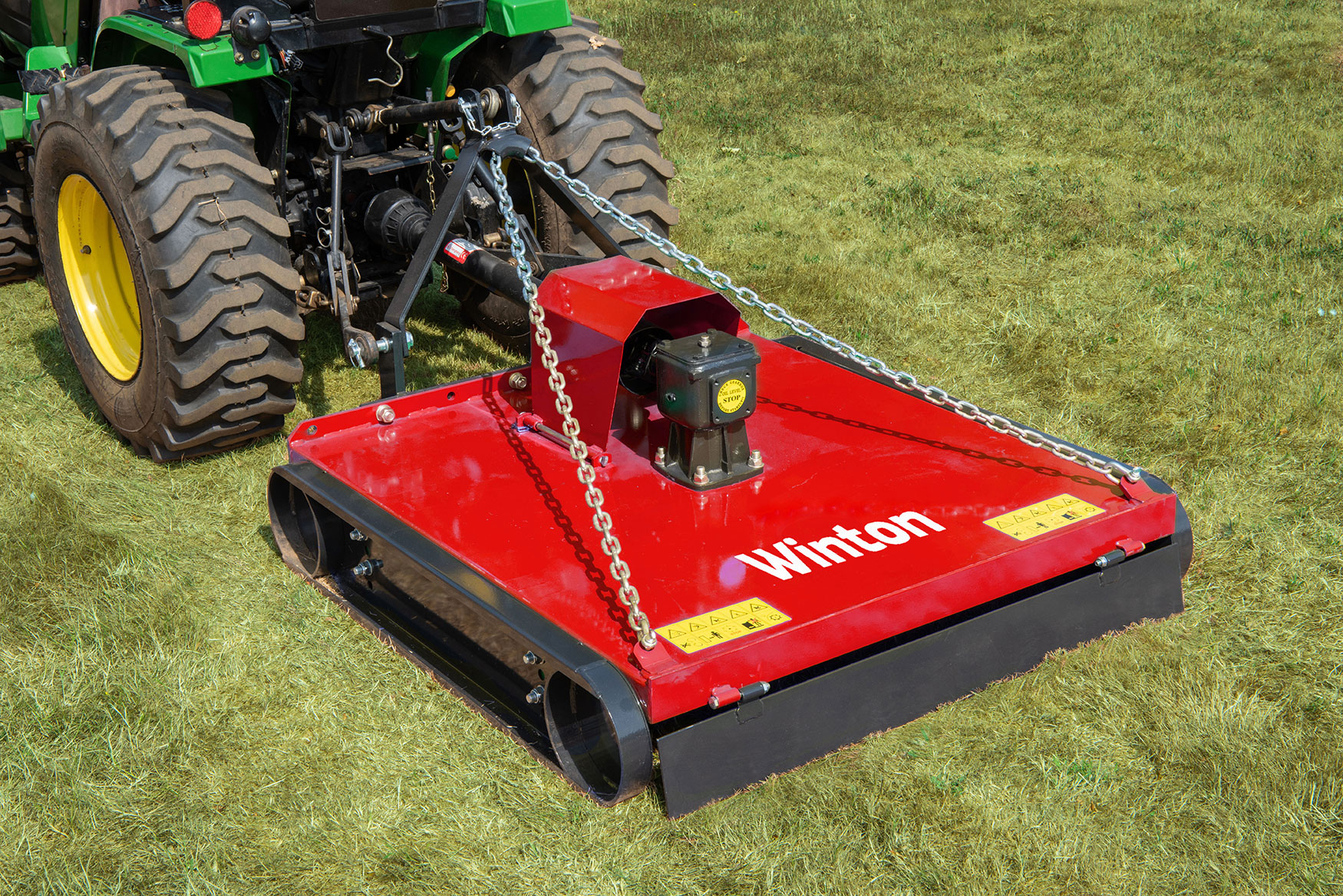 Picture of Topper Mower